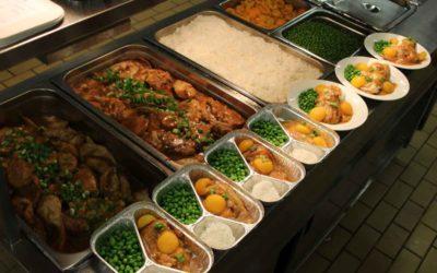 More community meals