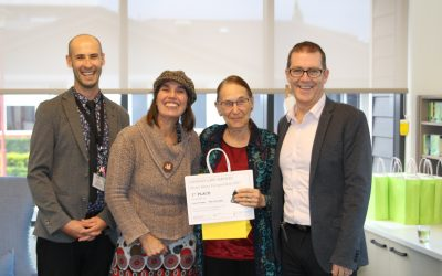 Stunning new library hosts story competition