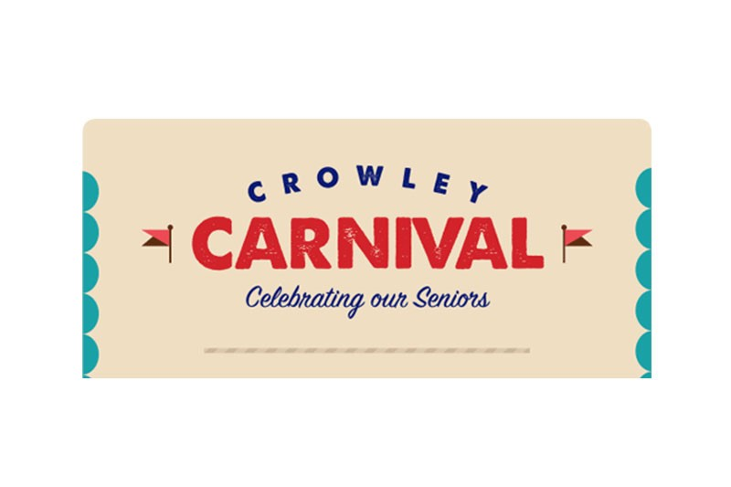 One for the Diary! Crowley Carnival – March 18th 2015